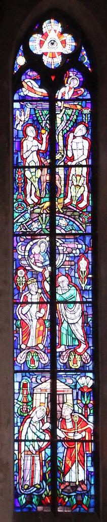 Chor linkes Fenster